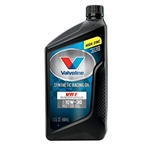 Valvoline 679083 : Motor Oil, VR1, Synthetic, 10W30, 1 Quart