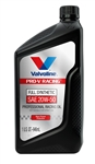 Valvoline 882413 : Motor Oil, Pro-V Racing, Synthetic, 20W50, 1 Quart