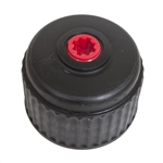 VP Racing Fuels 3042 : Utility Jug Cap, Replacement, Black