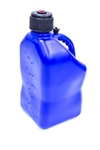 VP Racing Fuels 3532 : Utility Jug, 5 Gallons, Square, Plastic, Blue