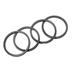 "Wilwood 130-4956 : O-Ring Seals, Brake Caliper Rebuild Kit, 2.38"" Pistons"