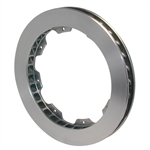 "Wilwood 160-2898 : Brake Rotor, Directional Vane, Ultralite 32, Solid Surface, 11.75"" x 1.250"""