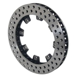 "Wilwood 160-5864 : Brake Rotor, Ultralite Series, Universal, Cross-Drilled, 11.75"" x 1.250"""