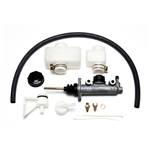 "Wilwood 260-3380 : Master Cylinder, Aluminum, Natural, 1-1/8"" Bore, Universal, Kit"