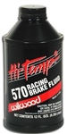 Wilwood 290-0632 : Brake Fluid, DOT 3, 570 Degrees F, 12 oz. Bottle