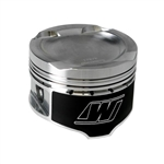 Wiseco K570M92 : Piston & Ring Kit, Mitsubishi V6, Forged, Dish, 92.0mm Bore