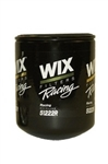 "Wix Filters 51222R : Racing Oil Filter, Canister, 1-1/2""-12 Thread"