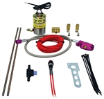 Zex 82175 : Nitrous Purge Kit, Dual Outlet