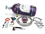 Zex 82322 : Nitrous Oxide System, Wet, 75-175 HP, 10 lb. Bottle, Purple, Dodge 5.7 & 6.1L