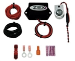 Zex 82370B : Nitrous Purge Kit, Rapid Fire, Blue, LED