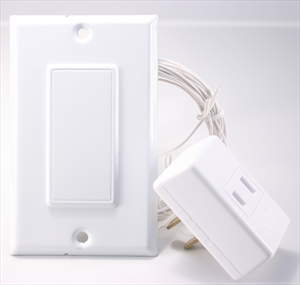 Plug&Play Touch On/Off Wall Switch