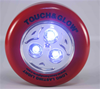 Touch&Glow LED Light, Red