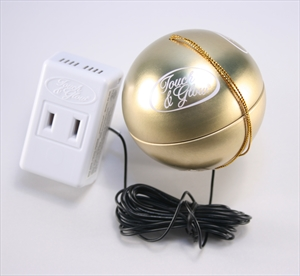 Touch Ornament Ball Switch