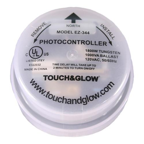 Low Profile 240 277v Twist Lock Photo Control