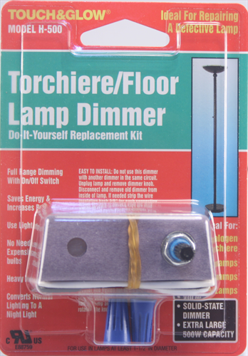 Diy Torchiere Floor Lamp Dimmer