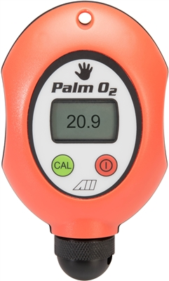 Palm O2 Oxygen Nitrox Analyzer by AI  *Buy Analytical Instruments at DIVESEEKERS.COM 888-SCUBA-47