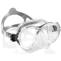 Cressi Eyes Evolution Crystal Mask *Buy Cressi at DIVESEEKERS.COM 888-SCUBA-47