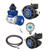 Halcyon Regulator package   *Buy at DIVESEEKERS.com 888-SCUBA-47