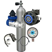 Halcyon 40cf Stage package  *Buy at DIVESEEKERS.com 888-SCUBA-47