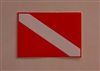 Dive Flag Magnet, GA91 *Buy Trident at DIVESEEKERS.com 888-SCUBA-47