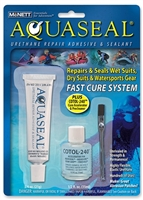 AQUASEAL 3/4 oz & COTOL-240 1/2 oz Buy McNett at DIVESEEKERS.COM 888-SCUBA-47