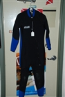 Used Atlan 2 Piece 7mm Wetsuit - Large - *Buy Waterproof at DIVESEEKERS.com 888-SCUBA-47