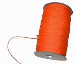 # 36 braided nylon line, orange 420' Average length  *Buy at DIVESEEKERS.com 888-SCUBA-47