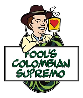 Fool's Colombian Supremo / 12oz