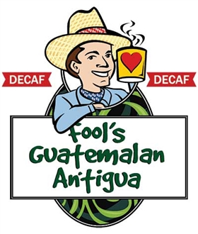 Fool's Decaf Guatemalan Antigua / 12oz
