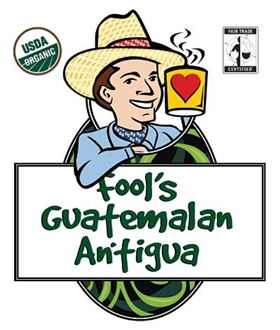Fool's Organic Fair Trade Guatemalan Antigua / 12oz