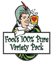 Fool's 100% Pure Variety Pack