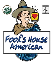 Fool's Organic Fair Trade House American / 12oz