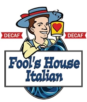 Fool's Decaf House Italian / 10oz
