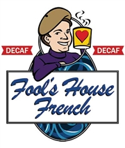 Fool's Decaf House French / 10oz