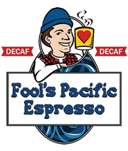 Fool's Decaf Pacific Espresso / 10oz