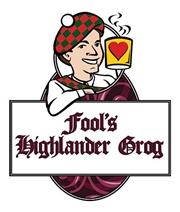 Fool's Highlander Grog / 12oz