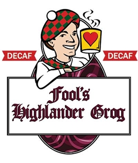 Fool's Decaf Highlander Grog Pods - 18 Single Serve