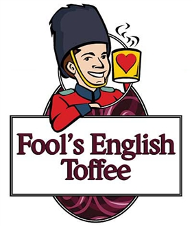 Fool's English Toffee / 12oz