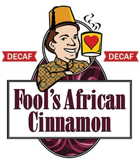 Fool's Decaf African Cinnamon / 12oz