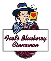Fool's Blueberry Cinnamon / 12oz
