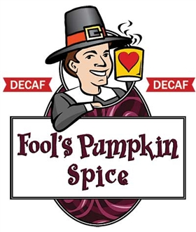 Fool's Decaf Pumpkin Spice / 12oz