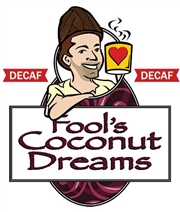Fool's Decaf Coconut Dreams / 12oz