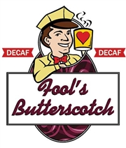 Fool's Decaf Butterscotch / 12oz