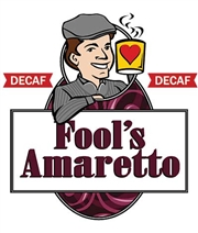 Fool's Decaf Amaretto / 12oz