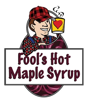 Fool's Hot Maple Syrup / 12oz