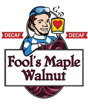 Fool's Decaf Maple Walnut / 12oz