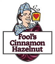 Fool's Cinnamon Hazelnut / 12oz