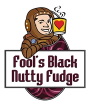 Fool's Black Nutty Fudge / 12oz