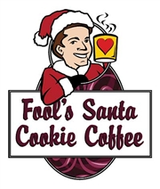 Fool's Santa Cookie Coffee Pods - 18 Single Serve