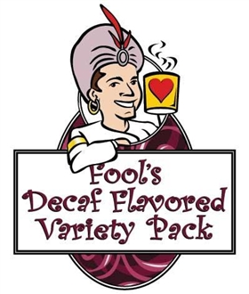 Fool's Decaf Flavored Variety Pack